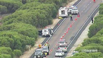 South Australia cyclist hit run crash