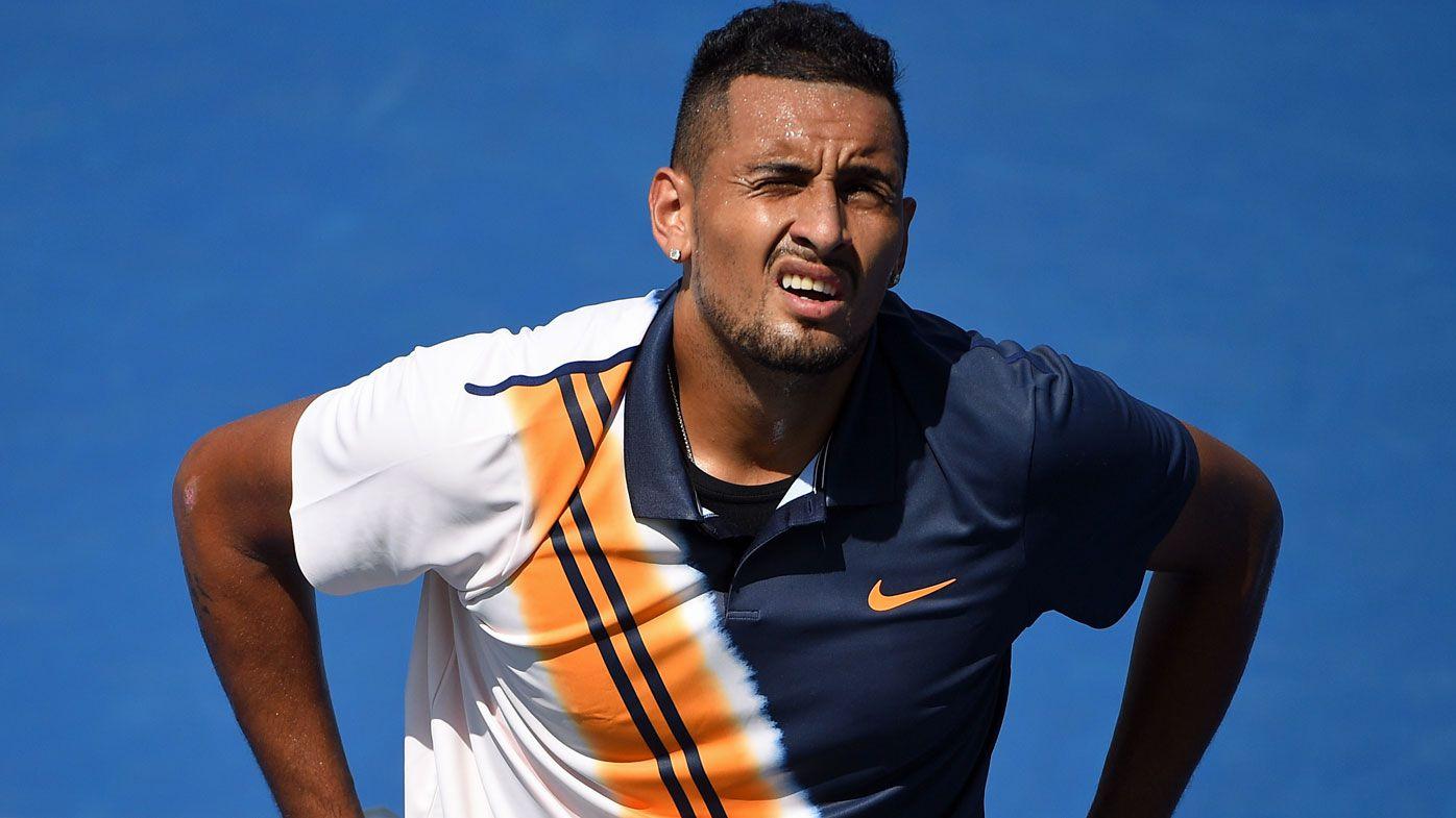 Nick Kyrgios to skip Australia's Davis Cup tie