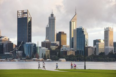 <strong>Perth - Swan River run (5km)</strong>