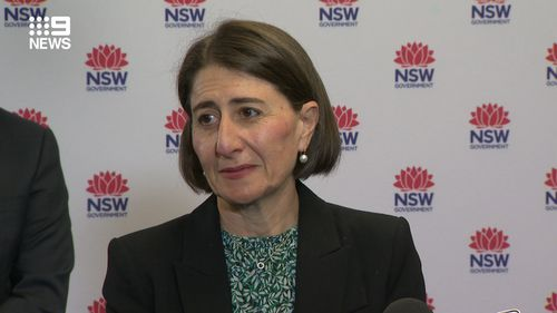 NSW Premier Gladys Berejiklian has urged people not to get complacent.