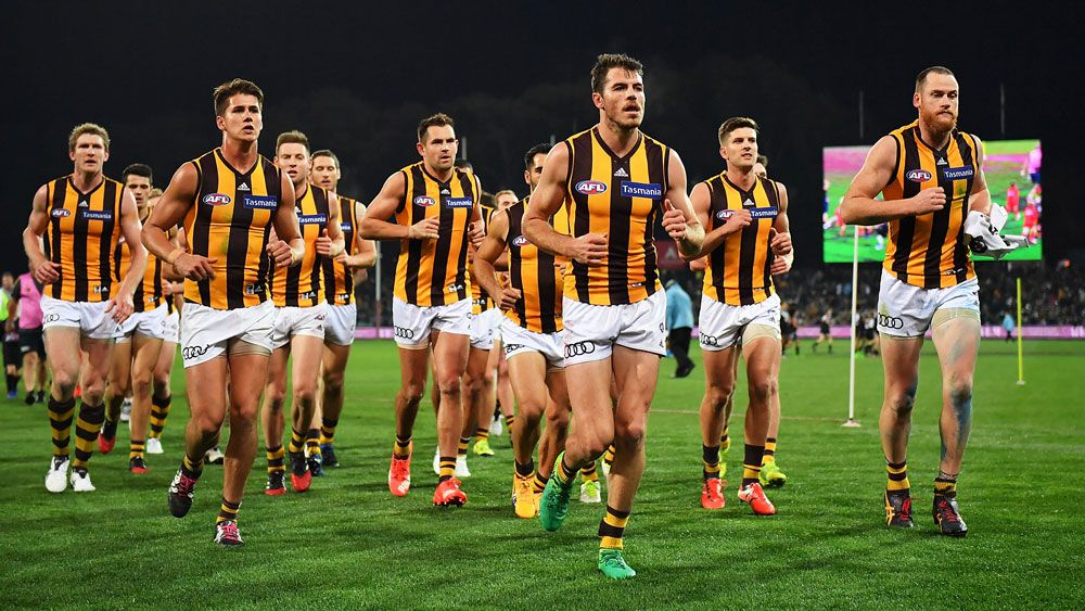 AFL 2017: Hawthorn Hawks endure worst first half in club history