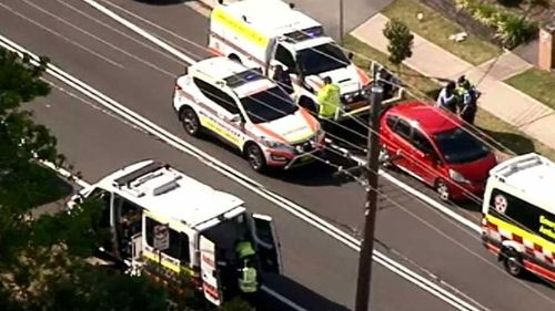 Woman accidentally run over by husband in Brisbane driveway dies in hospital