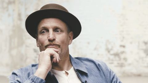 Woody Harrelson sits down with The Hollywood Reporter