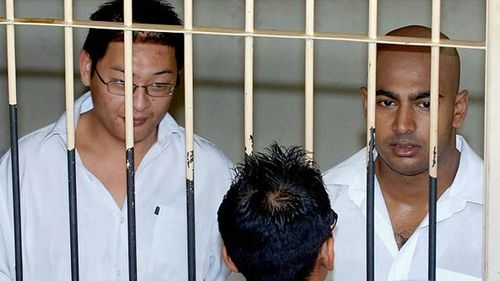 Indonesia shows no signs of sparing Bali Nine pair