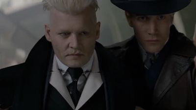 JK Rowling defends Johnny Depp casting in next 'Fantastic Beasts'