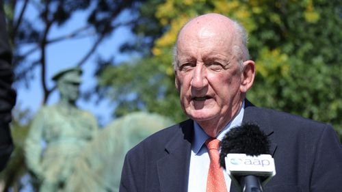 Former deputy PM Tim Fischer diagnosed with acute leukaemia