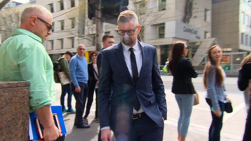 Glenn Hartland raped three women and indecently assaulted another between 2014 and 2016.