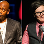 Hannah Gadsby fans not happy with Dave Chappelle for saying she's not funny