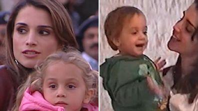 Queen Rania kids