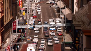 Growing calls for 'congestion tax' in Australia's major cities