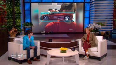 Mike Wimmer The Ellen DeGeneres Show