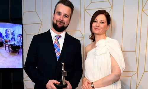 ABC's Four Corners won the Logie for Most Outstanding News Coverage for their Lindt Siege coverage. Image: AAP