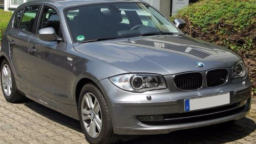 Police are now searching for a BMW similar to the one pictured. (Victoria Police)