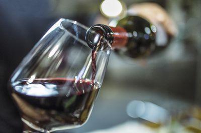 5. Red wine