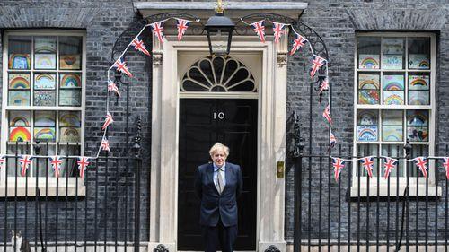 United Kingdom  extends virus lockdown until at least June 1: PM