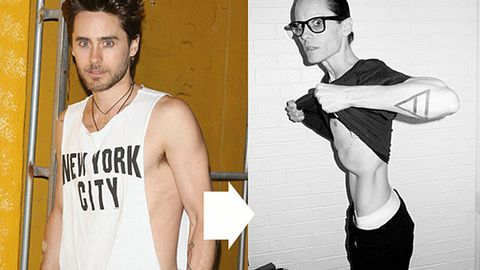 Eat something! Stars who starve for movie roles