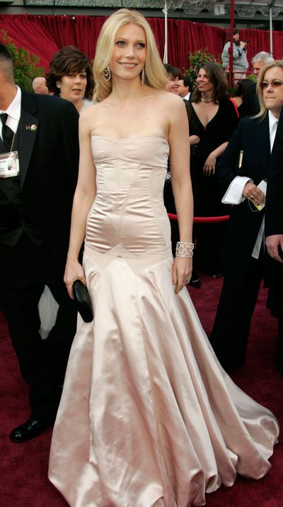 2007, in Stella McCartney.