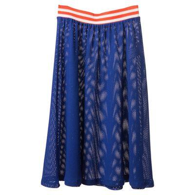 "<a href=""https://www.kidostore.com/collections/bobo-choses-ss17/products/nadia-mesh-midi-skirt-blue"" target=""_blank"" draggable=""false"">Bobo Choses Nadia Mesh Midi Skirt, $79.95, from Kidostore.</a>"