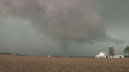 The twisters have claimed multiple lives and injured dozens of others. (9NEWS)