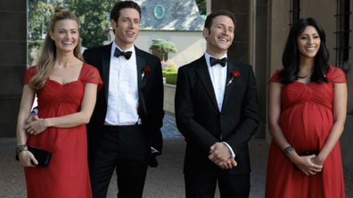 'Royal Pains' from 2009 to 2016.