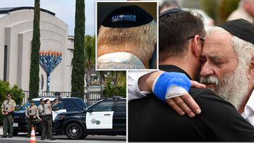 190429 US California synagogue shooting victims survivors