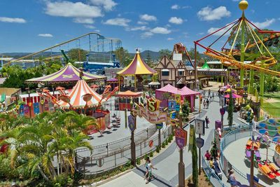<strong>7. Dreamworld – Coomera, Queensland</strong>
