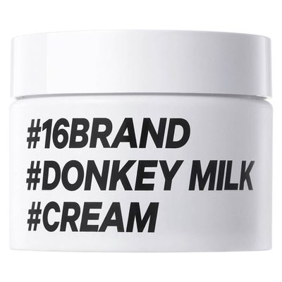 "<a href=""http://www.mecca.com.au/16-brand/donkey-milk-cream/I-027691.html"" target=""_blank"" draggable=""false"">16 Brand Donkey Milk Cream, $29</a><br>"