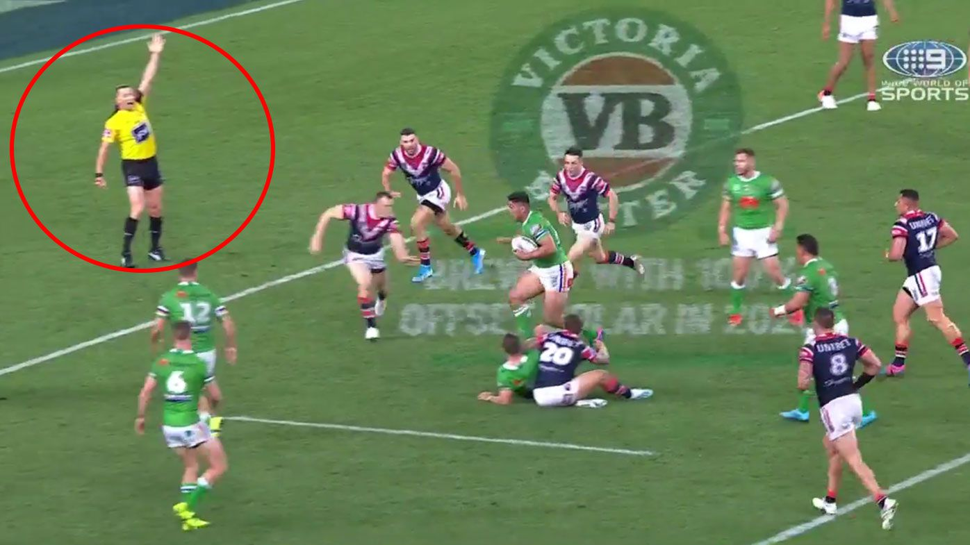 Late controversy mars NRL Grand Final