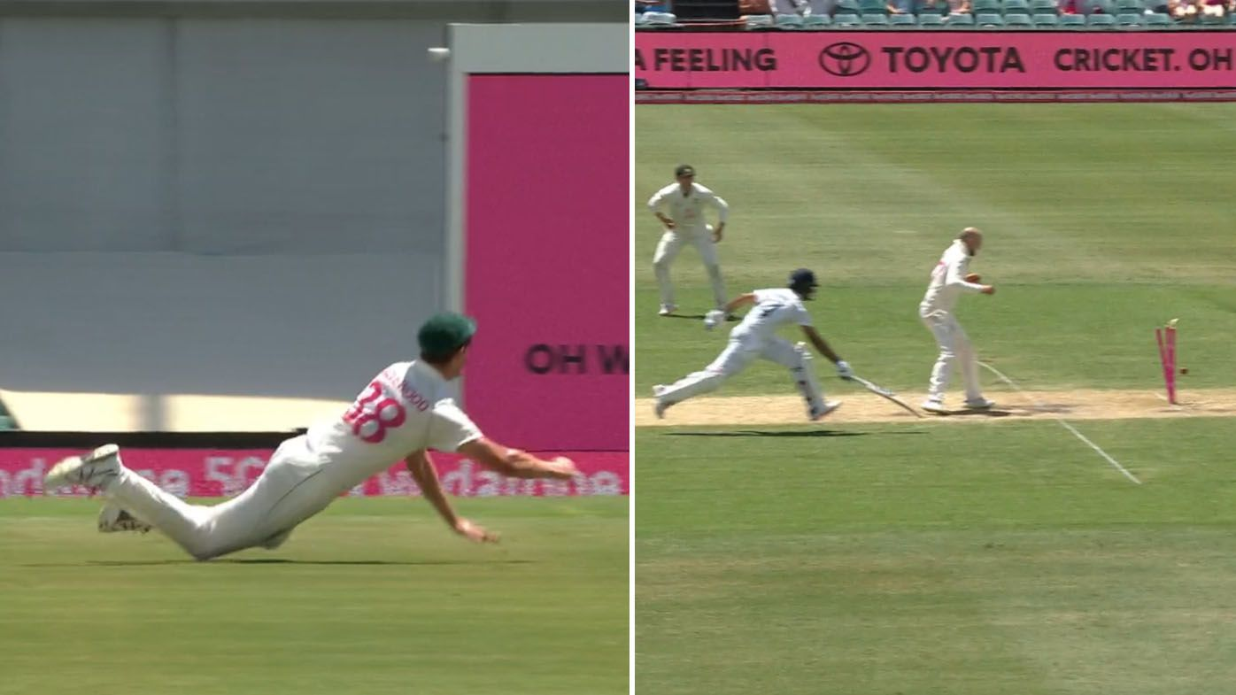 Josh Hazlewood's incredible run out stuns cricket world - and Australia wasn't finished there