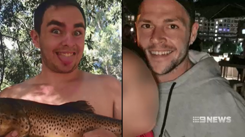 Troy Sarjeant and Jake Garrett have been jailed over a vicious glassing attack on a hotel worker.