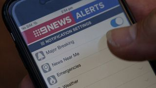 Download the 9NEWS Alerts app for breaking news alerts