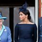 Harry and Meghan may not be able to christen Lilibet in front of the Queen