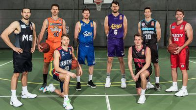 Official 2018-19 NBL jerseys