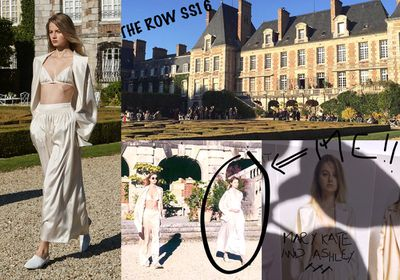 The Row, Paris Fashion Week