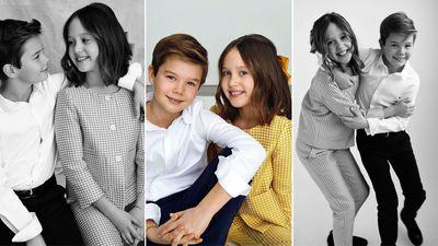 Prince Vincent and Princess Josephine turn 10, January 8, 2020