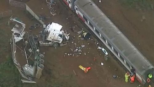 Legal action likely over train derailment in regional Victoria