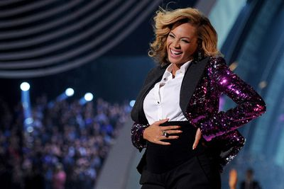 Beyonce very publicly announced her pregnancy when she performed at the 2011 MTV Music Video Awards.