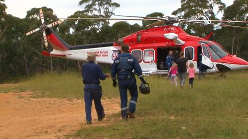 Police are investigating the light plane crash which killed an 80-year-old man. (9NEWS)