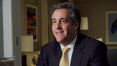 Michael Cohen predicted there would never be a peaceful transfer of power if  Donald Trump lost the 2020 election.