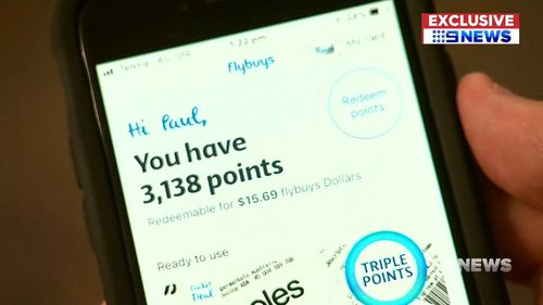 Eight million Australians have a Flybuys card  and enjoy discounts on fuel, groceries and other purchases.