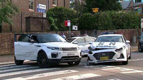 Sydney man tasered after police pursuit