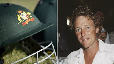 Ex-Aussie cricket captain calls for ban on helmets