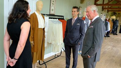 Prince Charles launches sustainable fashion initiative Modern Artisan Project