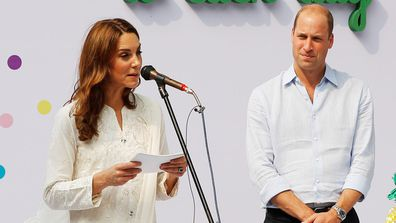 Kate Middleton speech sos children's village 2