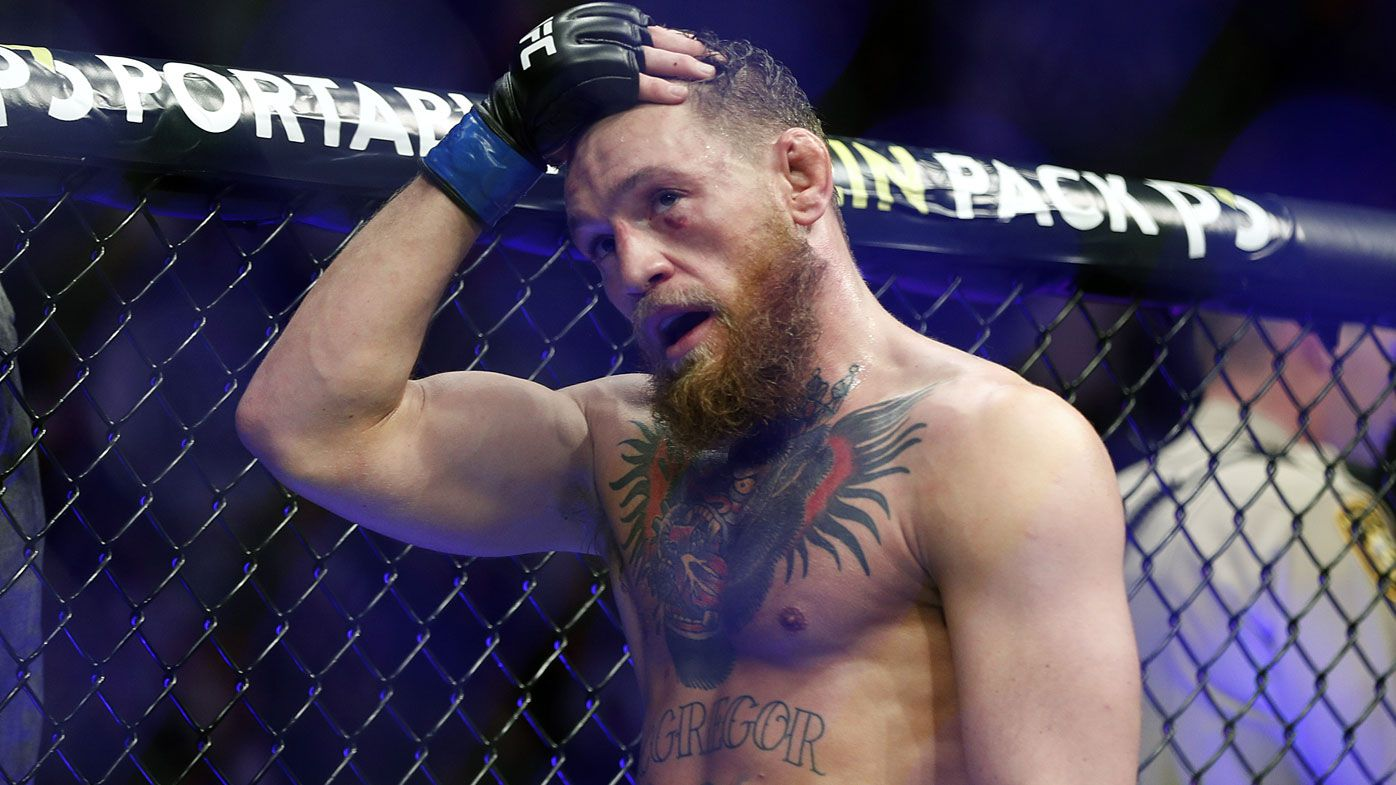 Aussie UFC star Rob Whittaker throws shade at McGregor retirement claims