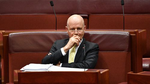 David Leyonhjelm has refused to apologise over his comments.