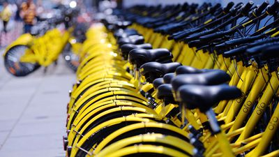 Hundreds more yellow bikes to hit Sydney