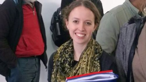 University student found guilty of asylum seeker protest on airplane