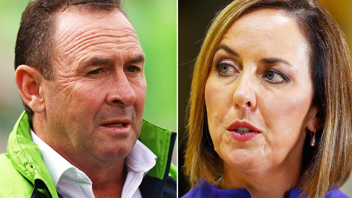 EXCLUSIVE: Diamonds legend Liz Ellis calls out Ricky Stuart and Paul Kent over 'pathetic' dig at netball