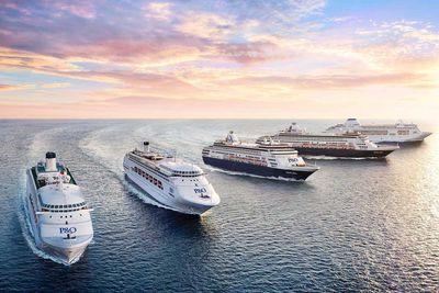 <strong>8. P&O Cruises</strong>